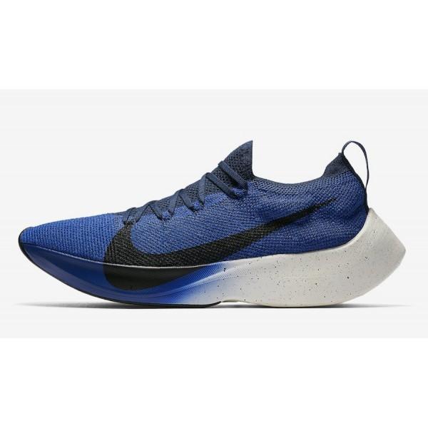 AQ1763-400 Nike Vapor Street Flyknit Deep Royal Bl...