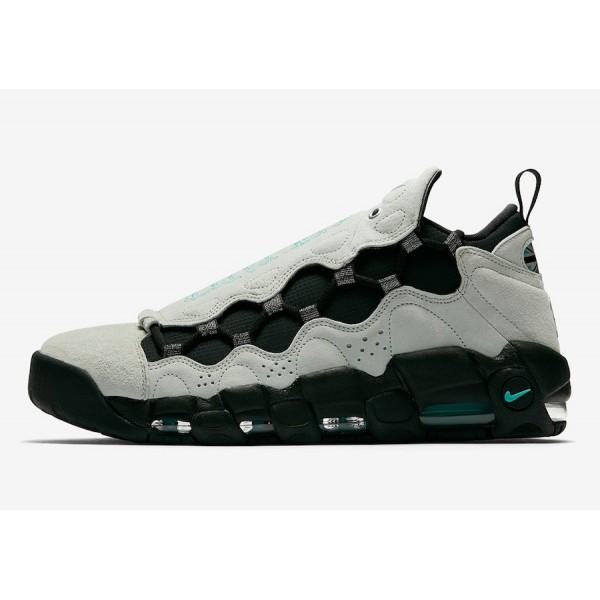 AJ7383-002 Nike Air More Money British Pound Grey/...