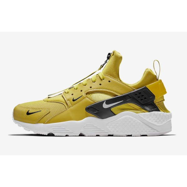 BQ6164-700 Nike Air Huarache Run PRM Zip Bright Ci...