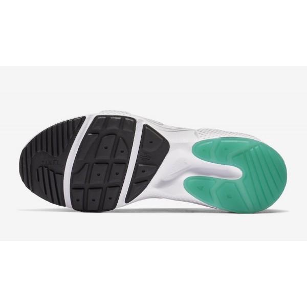 BQ5206-100 Nike Air Huarache E.D.G.E White Clear Emerald Men Shoes