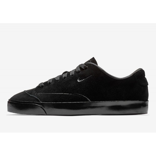 AV2253-002 Nike Blazer City Low XS Triple Black Wo...
