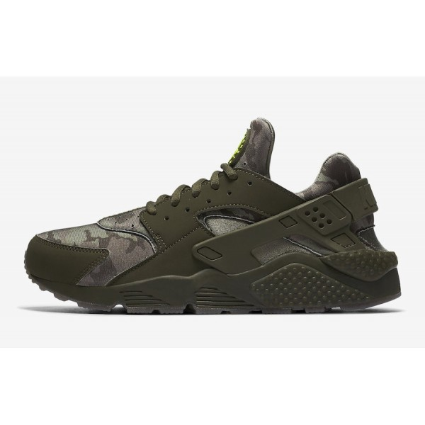 AT6156-300 Nike Air Huarache Cargo Khaki Sequoia M...