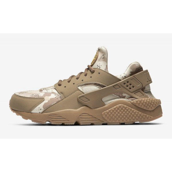 AT6156-200 Nike Air Huarache Desert Ochre Canteen ...