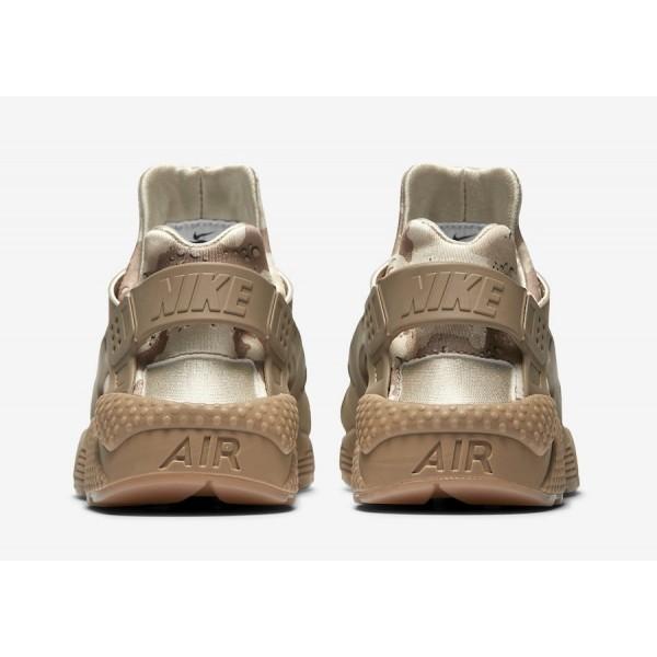 AT6156-200 Nike Air Huarache Desert Ochre Canteen Men Shoes
