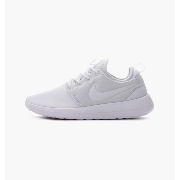 Nike Women Roshe Two White Pure Platinum Shoes 844...