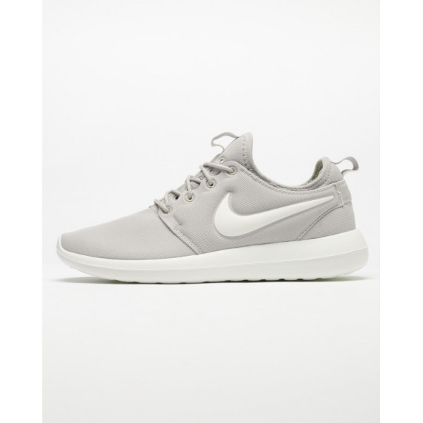 Nike Women Roshe Two Light Iron Ore Volt Shoes 844...