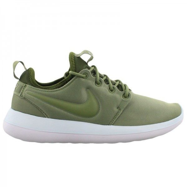 Nike Women Roshe Two Green Palm Green Shoes 844931...