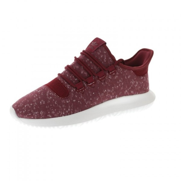 Adidas Men Originals Tubular Shadow Burgundy White...