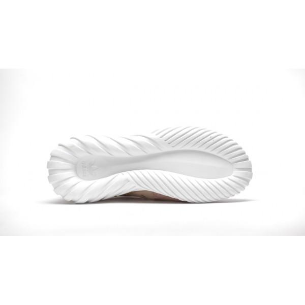 Adidas Men Originals Tubular Doom Primeknit Beige Peach Shoes BB2390