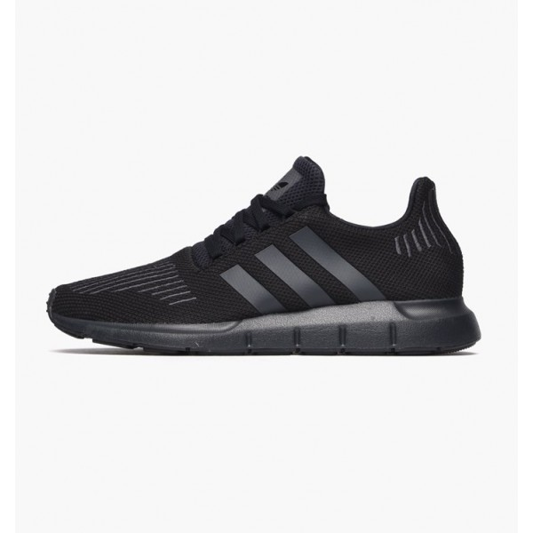 Adidas Men Originals Swift Run Utility Black Shoes...