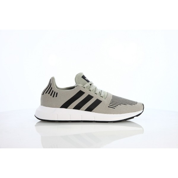 Adidas Men Originals Swift Run Sesame Black White ...