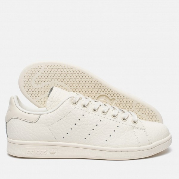 Adidas Men Originals Stan Smith White Shoes BB0036