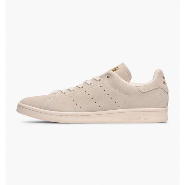 Adidas Men Originals Stan Smith White Shoes BA7441