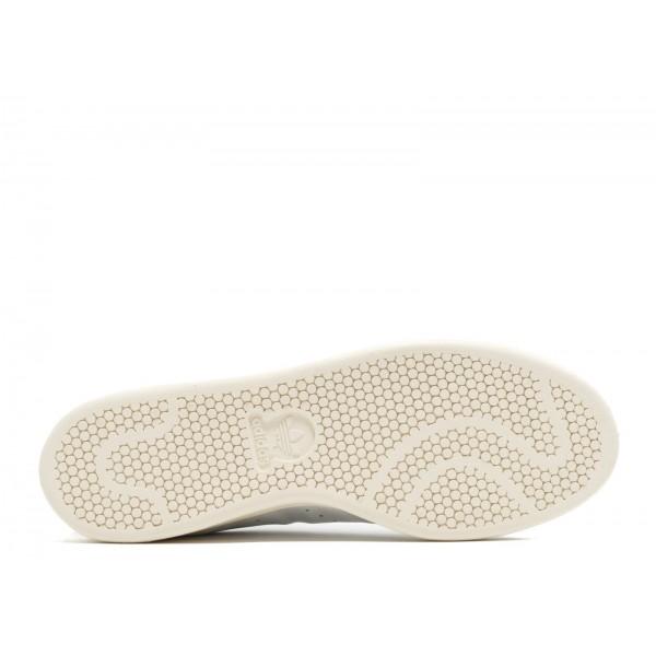 Adidas Men Originals Stan Smith White Clear Granite Shoes S75075
