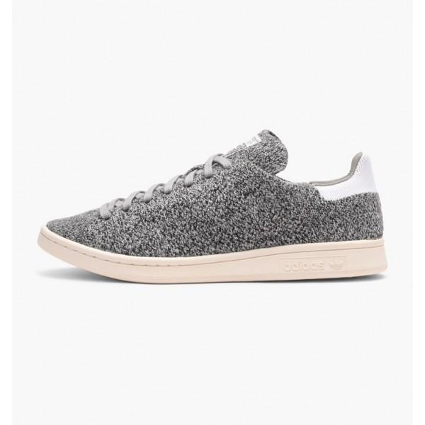 Adidas Men Originals Stan Smith Primeknit Wool Gre...