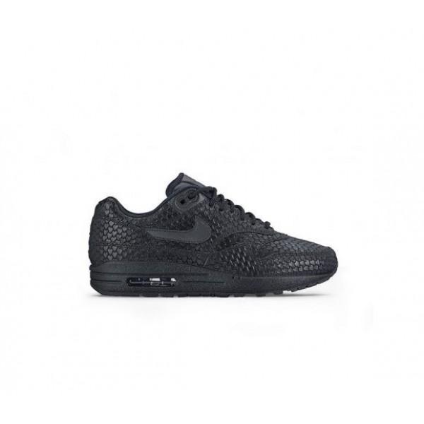 Nike 454746-014 Air Max 1 Premium Women Black/Anthracite