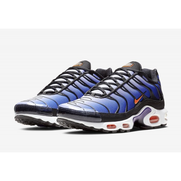 BQ4629-002 Nike Air Max Plus Voltage Purple Black Men Shoes