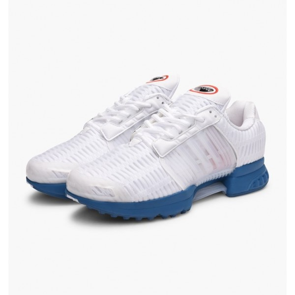Adidas Men Originals Climacool 1 White Blue Shoes BA7159