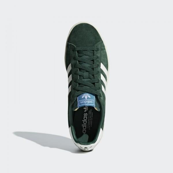 Adidas Men Originals Campus Suede Sneakers Green B37847