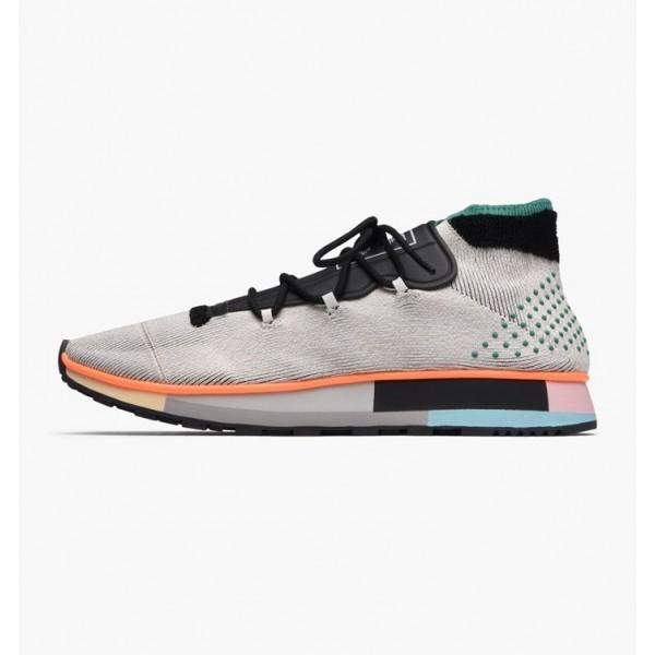 Adidas Men Originals Alexander Wang AW Run Mid Gre...