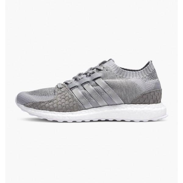 Adidas Men King Push EQT Primeknit Support Stone/I...