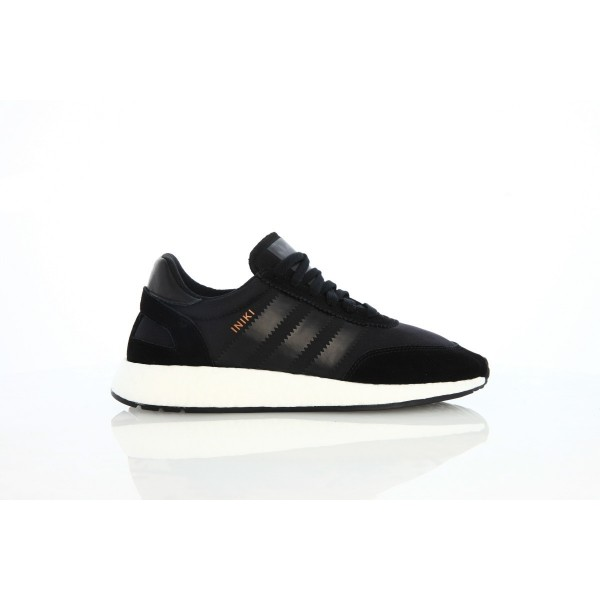Adidas Men Iniki Runner Black White Shoes BY9730