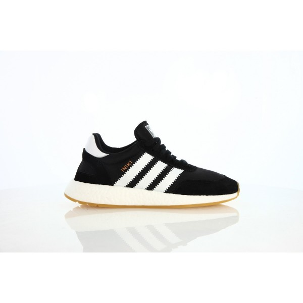 Adidas Men Iniki Runner Black White Shoes BY9727