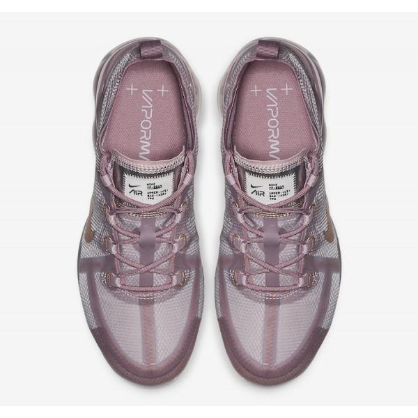 AR6632-500 Nike Air VaporMax 2019 Plum Fog Bronze Women Shoes