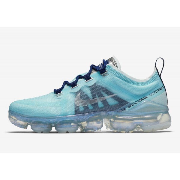 AR6632-300 Nike Air VaporMax 2019 Teal Tint Blue V...