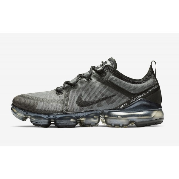 AR6631-004 Nike Air VaporMax 2019 Black Grey Men S...