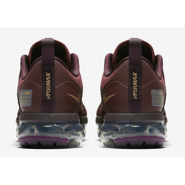 AQ8811-600 Nike Air VaporMax Utility Burgundy Crush Women Shoes