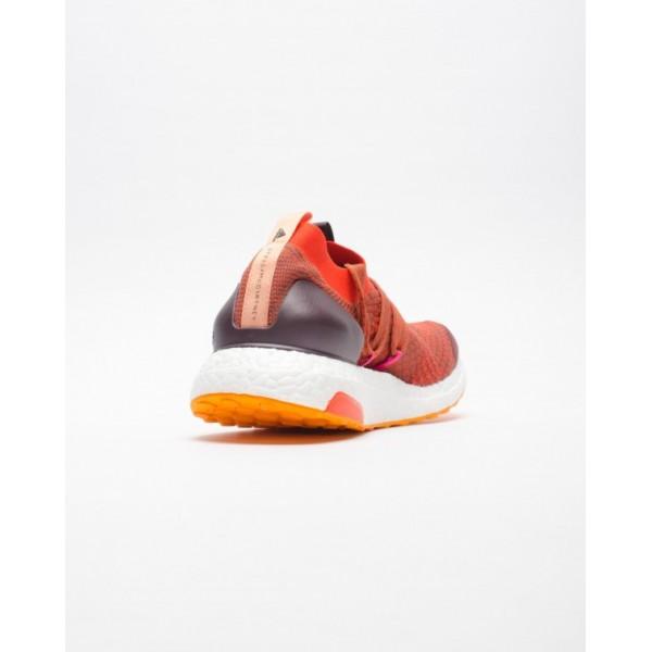 Adidas Women Ultraboost X Red Orange Shoes CG3686