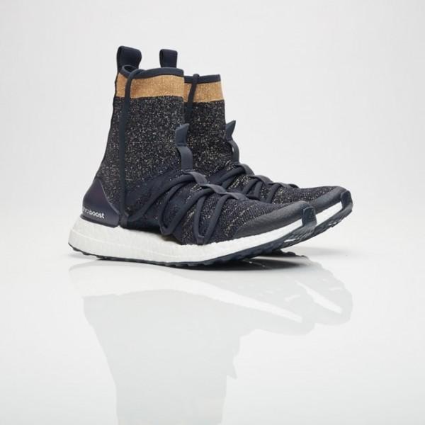 Adidas Women Ultraboost X Mid Brown Running Shoes ...