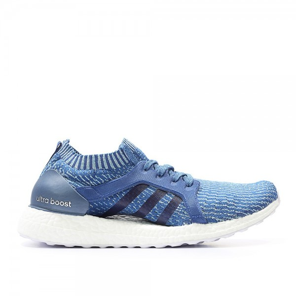 Adidas Women Ultraboost X Parley Blue Running Shoe...