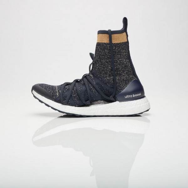 Adidas Women Ultraboost X Mid Brown Running Shoes BY1834