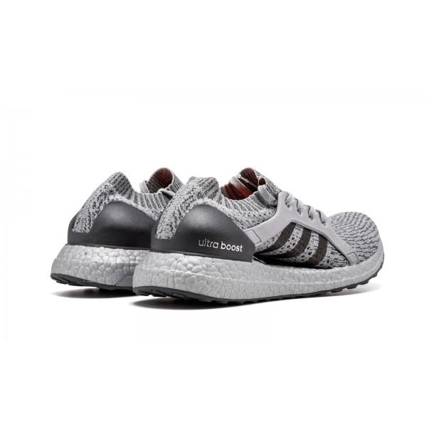 Adidas Women Ultraboost X LTD Grey Dark Grey Shoes BA8005
