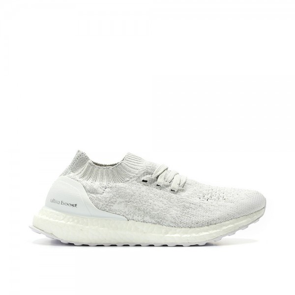 Adidas Women Ultraboost Uncaged White Grey Running...
