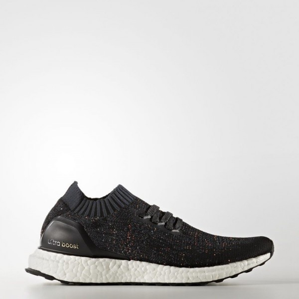Adidas Women Ultraboost Uncaged Multicolor Black White Shoes BA9796