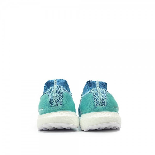 Adidas Women Ultraboost Uncaged Energy Aqua White Running Shoes S80781
