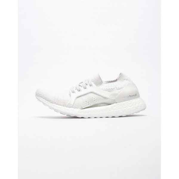 Adidas Women Ultra Boost X White Grey Shoes BB3433