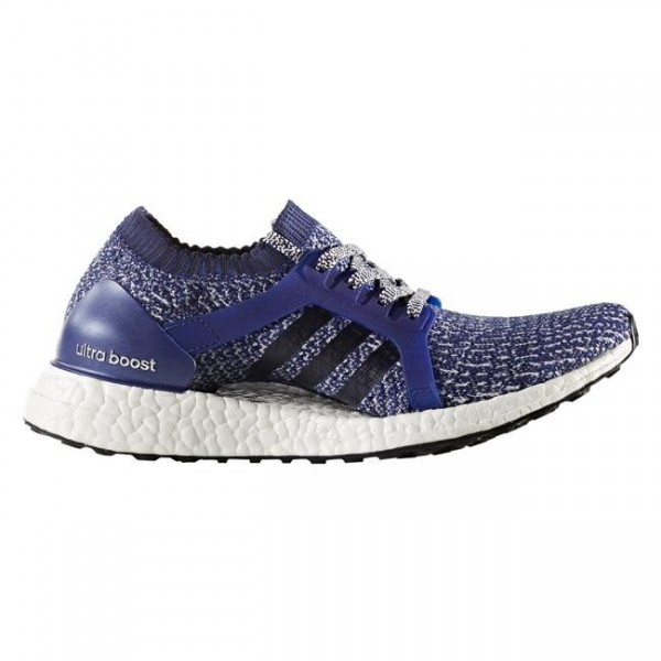 Adidas Women Ultra Boost X Purple Running Shoes BY...