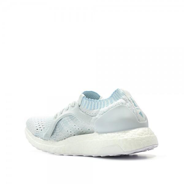 Adidas Women Ultra Boost X Parley Light Blue Shoes BY2707