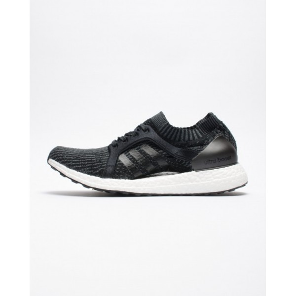 Adidas Women Ultra Boost X Black White Running Sho...