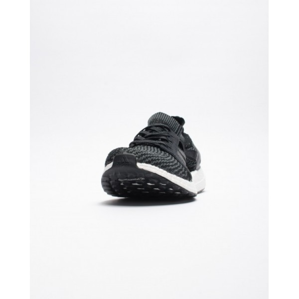 Adidas Women Ultra Boost X Black White Running Shoes BB1696