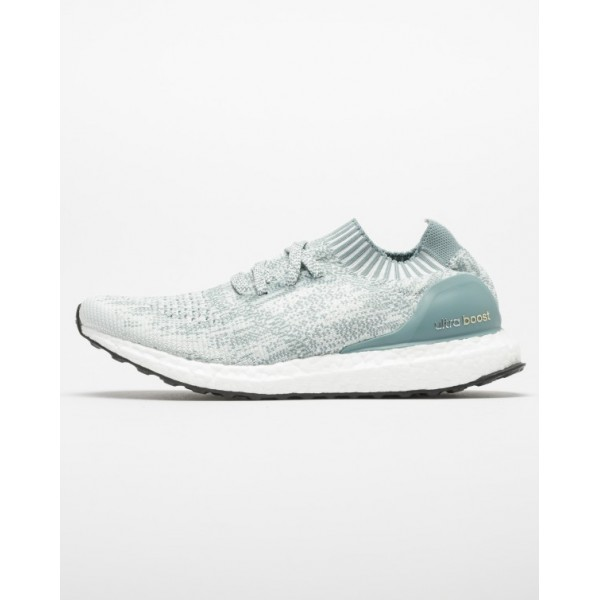 Adidas Women Ultra Boost UncagedWhite Green Shoes ...