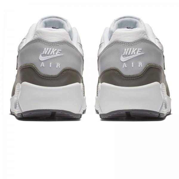 AJ7695-107 Nike Air Max 90/1 White Cargo Khaki Men Shoes