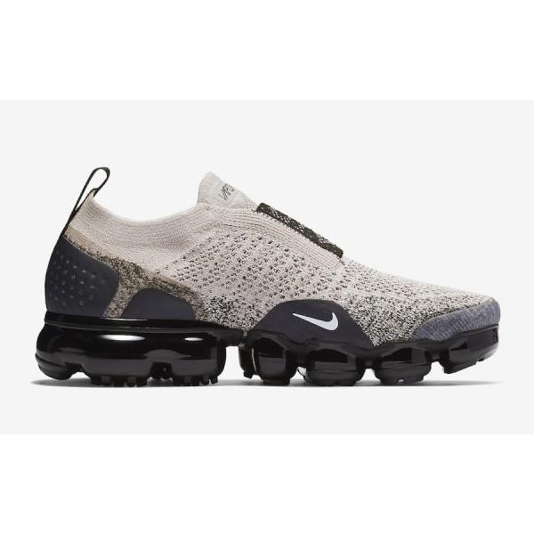 AJ6599-202 Nike Air VaporMax Moc 2 Moon Particle Black Women Shoes