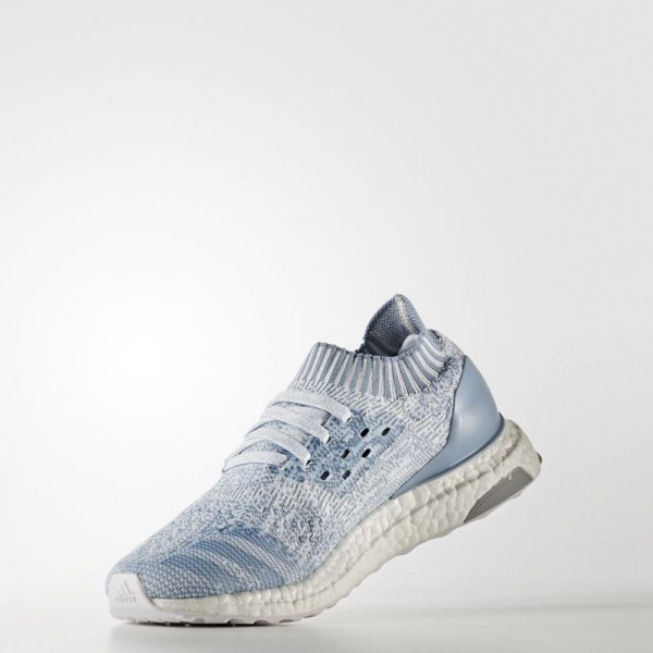 Adidas Women Ultra Boost Uncaged Crystal White Shoes BA7840
