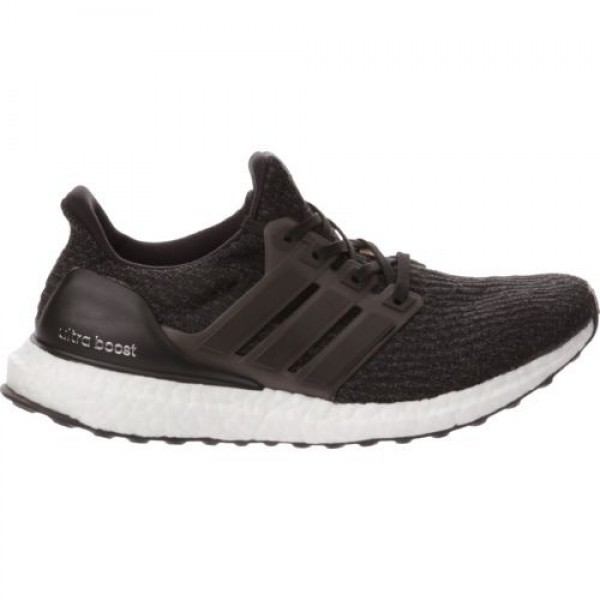 Adidas Women Ultra Boost Black Dark Grey Shoes S80...