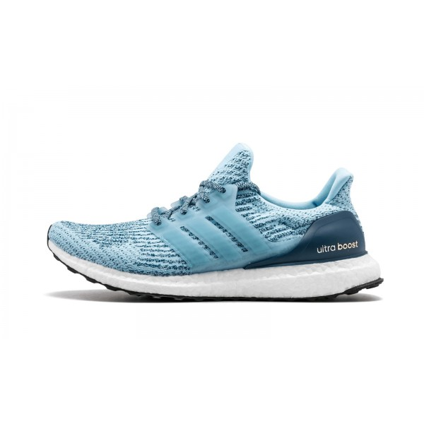 Adidas Women Ultra Boost 3.0 Icey Blue Dark Blue S...